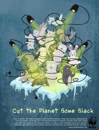 cut the planet some slack