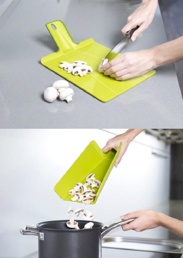 folding chopping board