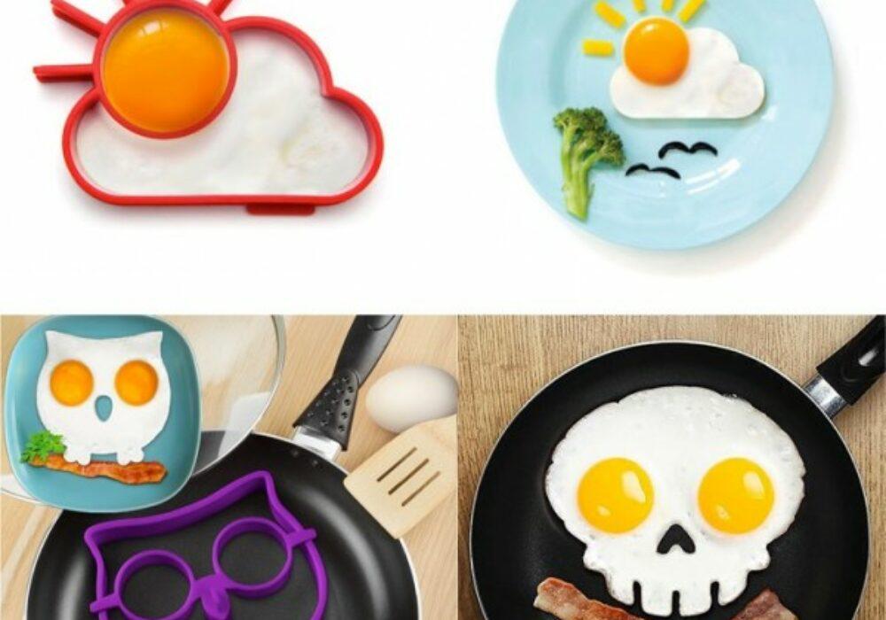 Sunny Silicone Egg Mold