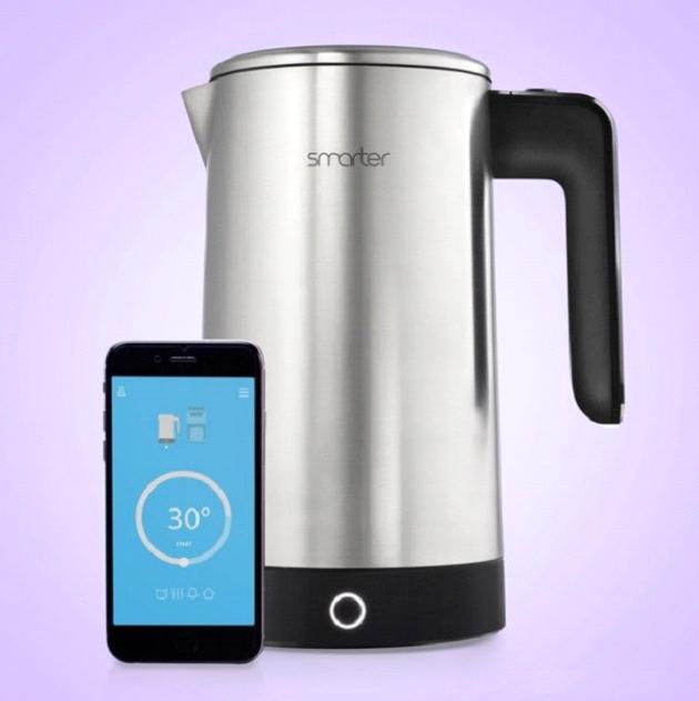 smart boiling kettle