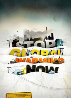 stop global warming now